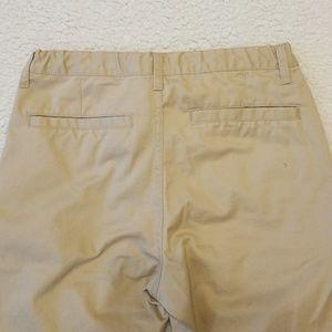 9d80900921 Old Navy Bottoms | Two Pair Builtin Flex Uniform Straight Khakis ...